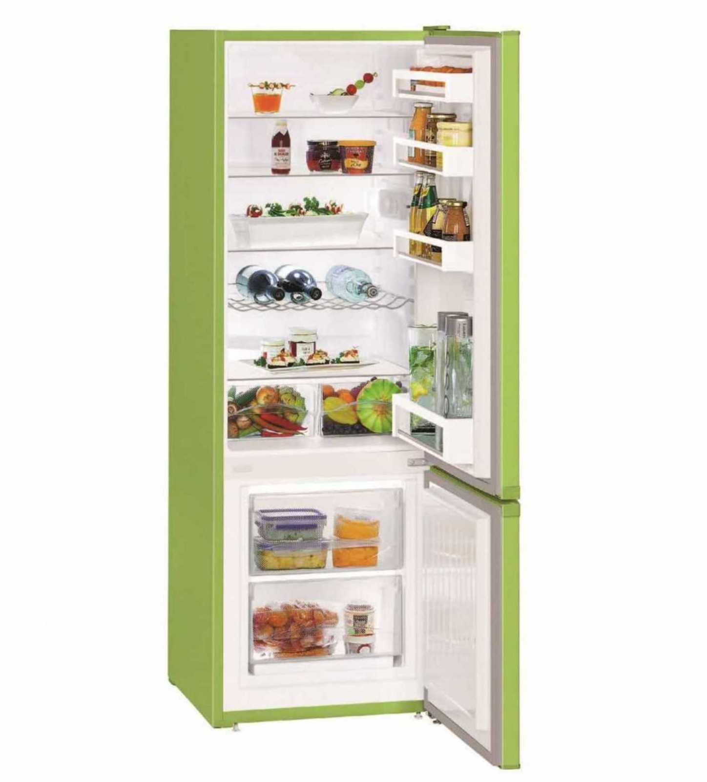 Двухкамерный холодильник Liebherr CUkw 2831 купить украина