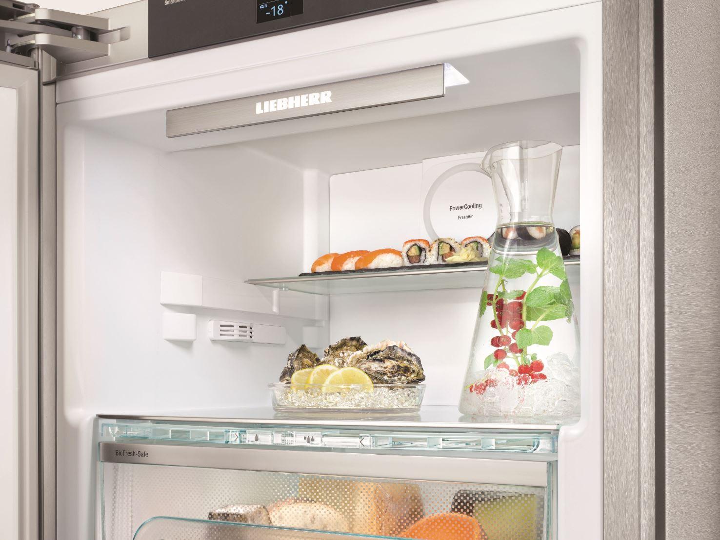 купить Двухкамерный холодильник Liebherr SBNes 4265 Украина фото 7