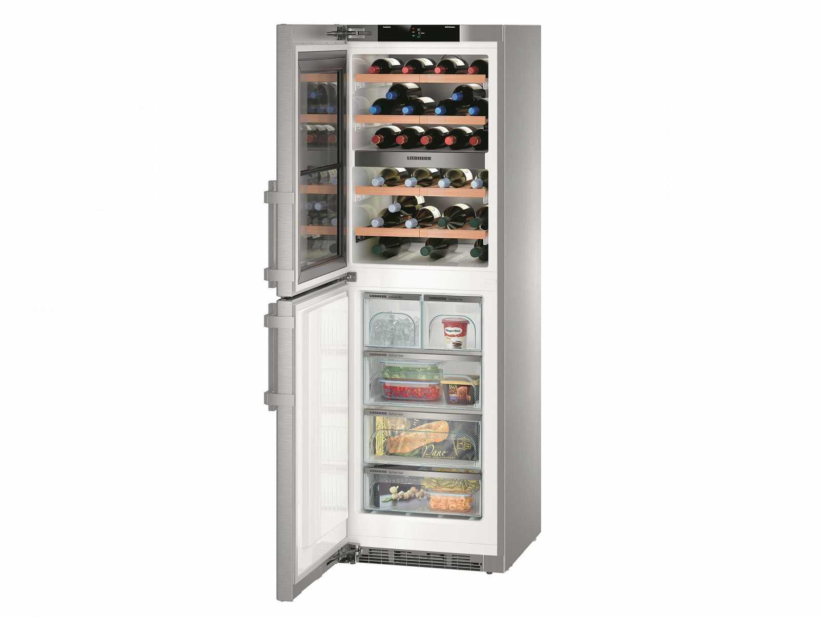купить Двухкамерный холодильник Liebherr SWTNes 4265 Украина фото 0