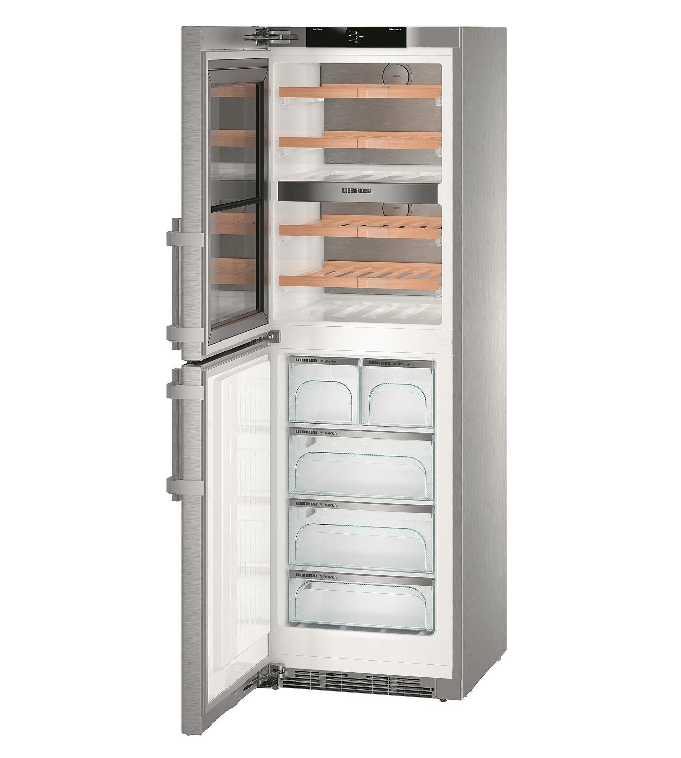 купить Двухкамерный холодильник Liebherr SWTNes 4265 Украина фото 5