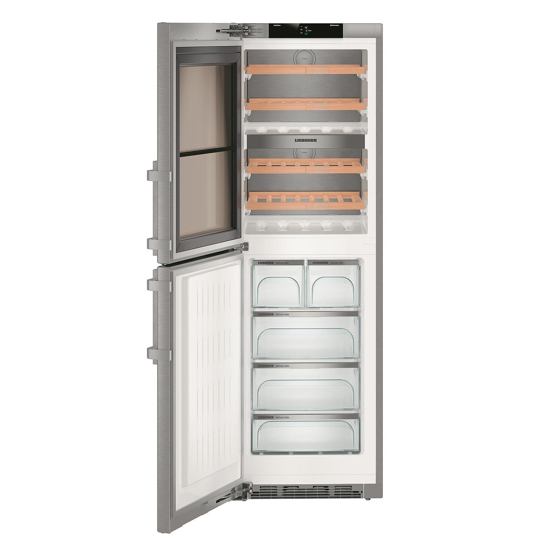 купить Двухкамерный холодильник Liebherr SWTNes 4265 Украина фото 1