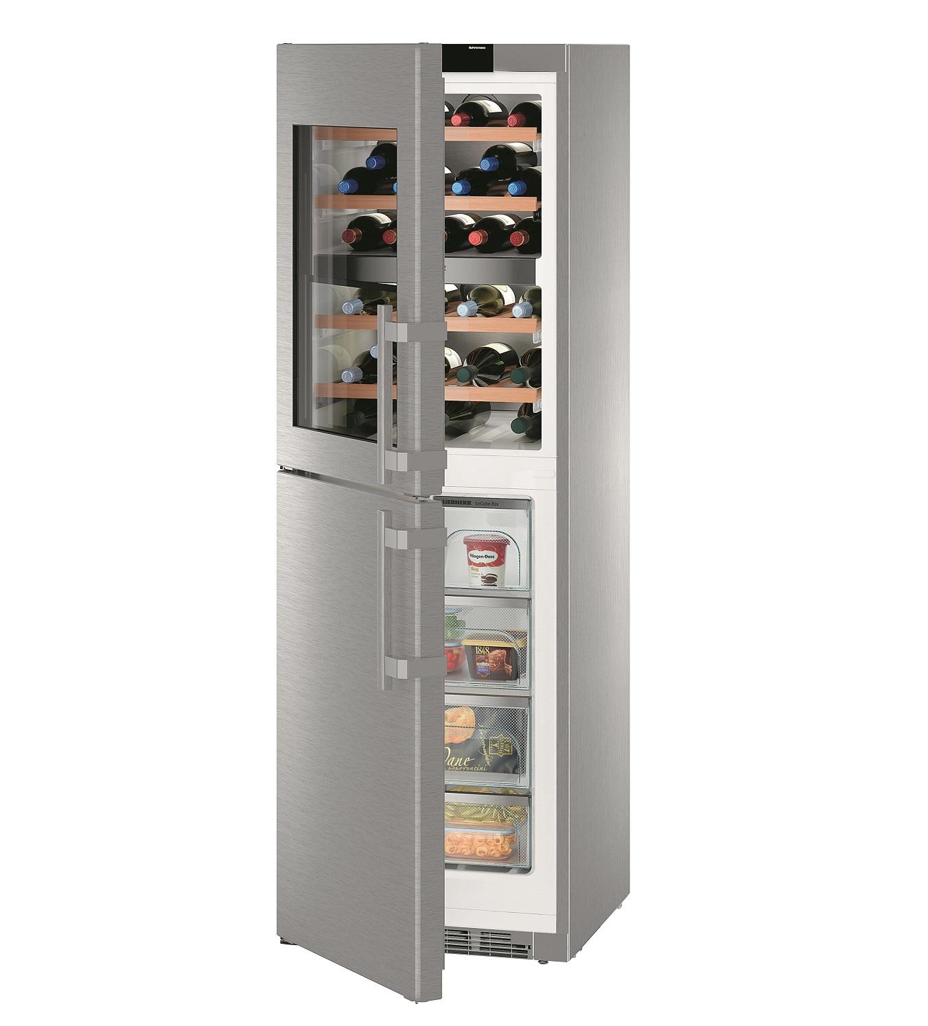 купить Двухкамерный холодильник Liebherr SWTNes 4265 Украина фото 3
