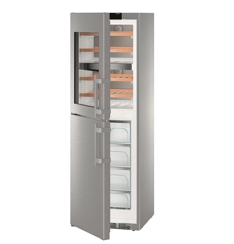 купить Двухкамерный холодильник Liebherr SWTNes 4265 Украина фото 4