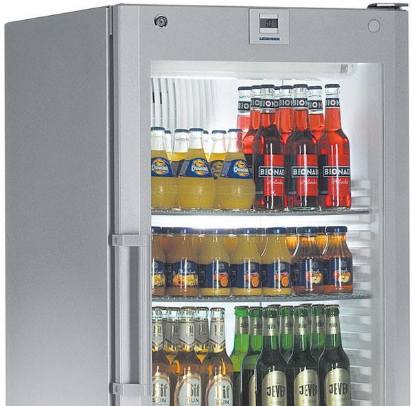 купить Холодильный шкаф для напитков Liebherr FKvsl 4112 Украина фото 1