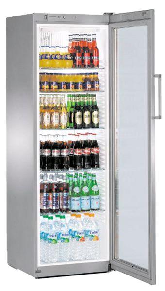 купить Холодильный шкаф для напитков Liebherr FKvsl 4112 Украина фото 2