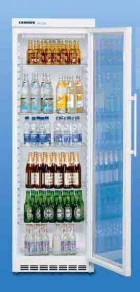 купить Холодильный шкаф для напитков Liebherr UKS 4302 Украина фото 1