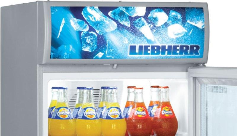 купить Холодильный шкаф-витрина Liebherr BCDv 1003 Украина фото 2