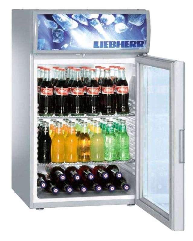 Холодильный шкаф-витрина Liebherr BCDv 1003 купить украина