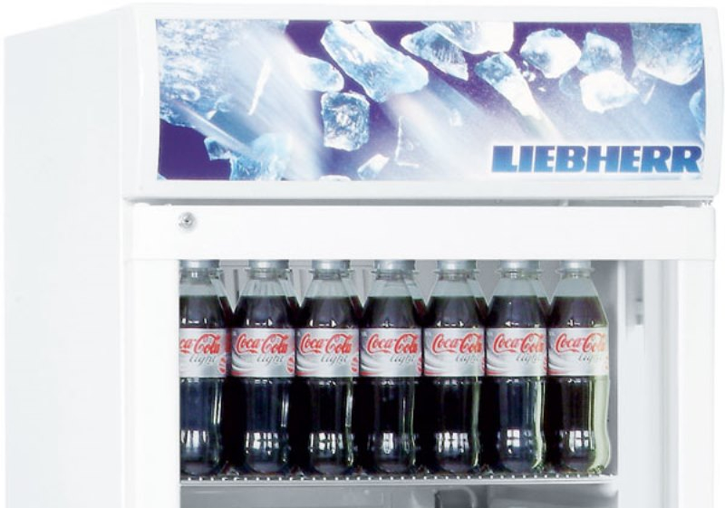 купить Холодильный шкаф-витрина Liebherr BCDv 4313 Украина фото 1