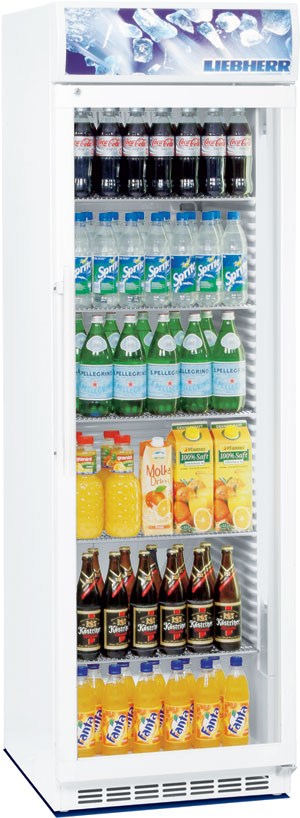 купить Холодильный шкаф-витрина Liebherr BCDv 4313 Украина фото 3