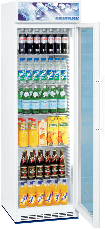 купить Холодильный шкаф-витрина Liebherr BCDv 4313 Украина фото 0