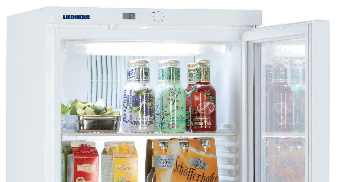 купить Холодильный шкаф-витрина Liebherr FKv 3643 Украина фото 2