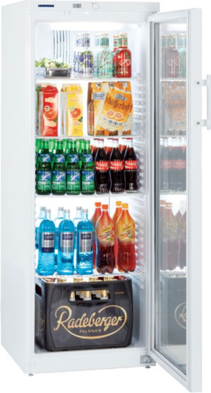 Холодильный шкаф-витрина Liebherr FKv 3643 купить украина