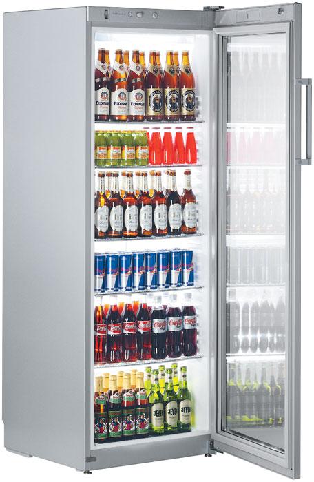 купить Холодильный шкаф-витрина Liebherr FKvsl 3613 Украина фото 3