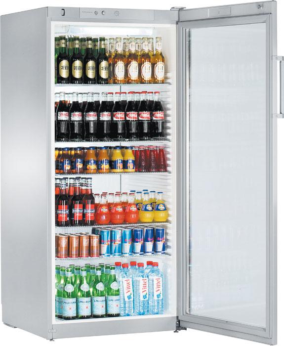купить Холодильный шкаф-витрина Liebherr FKvsl 5413 Украина фото 1