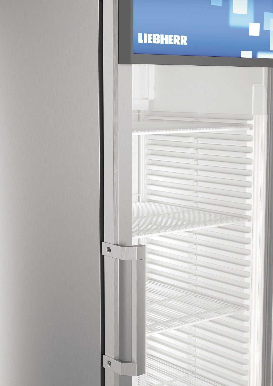 купить Холодильный шкаф-витрина Liebherr FKDv 4513 Украина фото 5