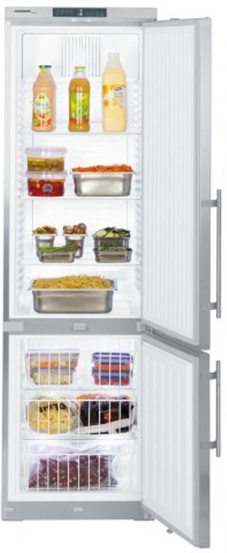 купить Комбинированный холодильный шкаф Liebherr GCv 4060 Украина фото 3