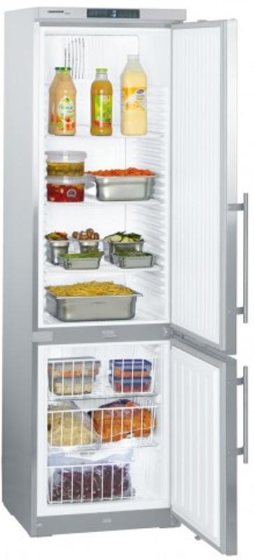 купить Комбинированный холодильный шкаф Liebherr GCv 4060 Украина фото 2