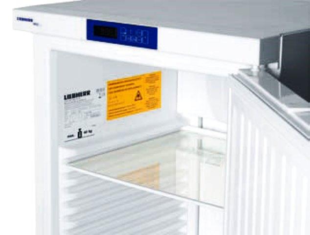 купить Лабораторный холодильный шкаф  Liebherr LKUexv 1610 Украина фото 3