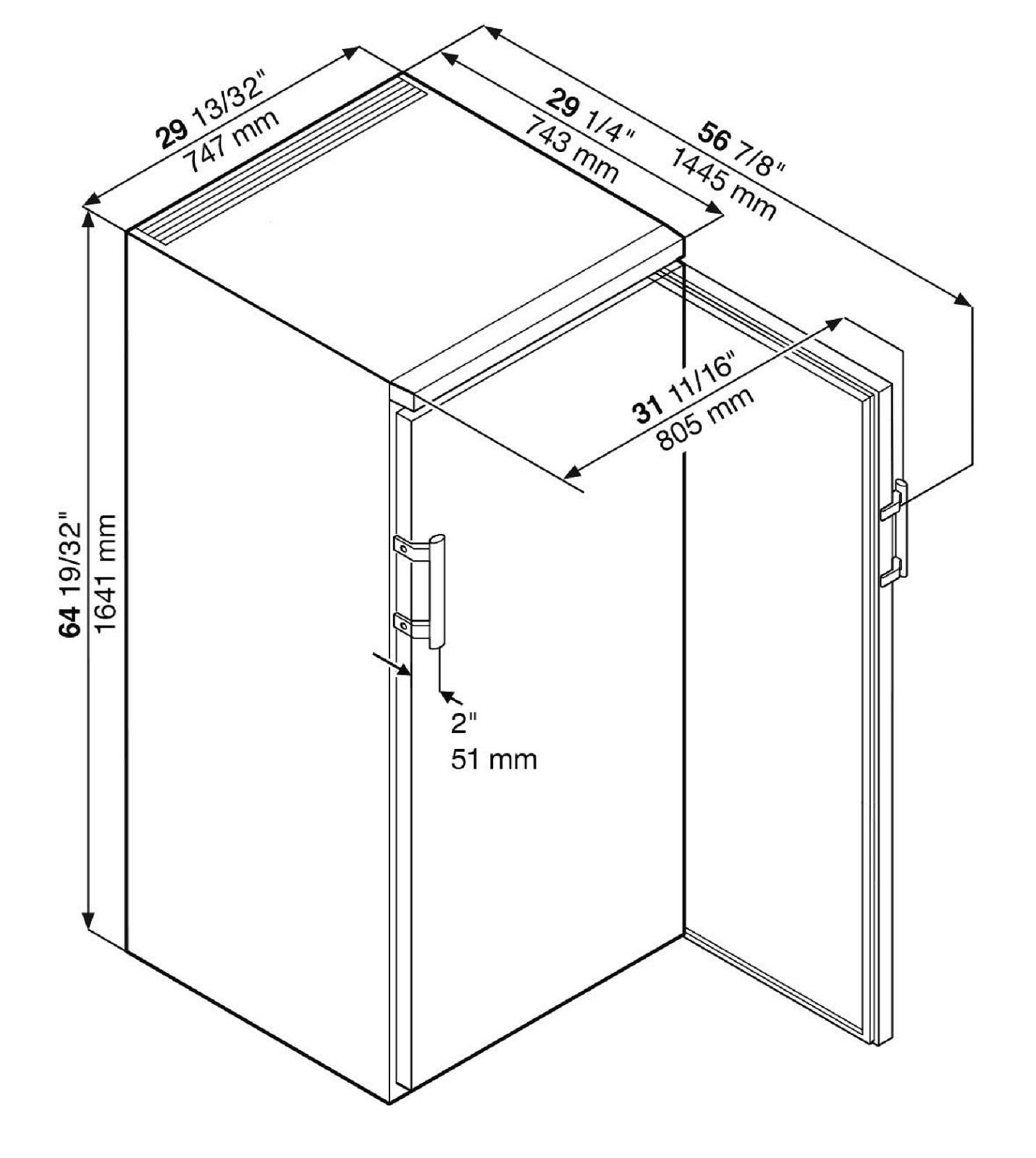 купить Лабораторный холодильный шкаф Liebherr LKexv 5400 Украина фото 2