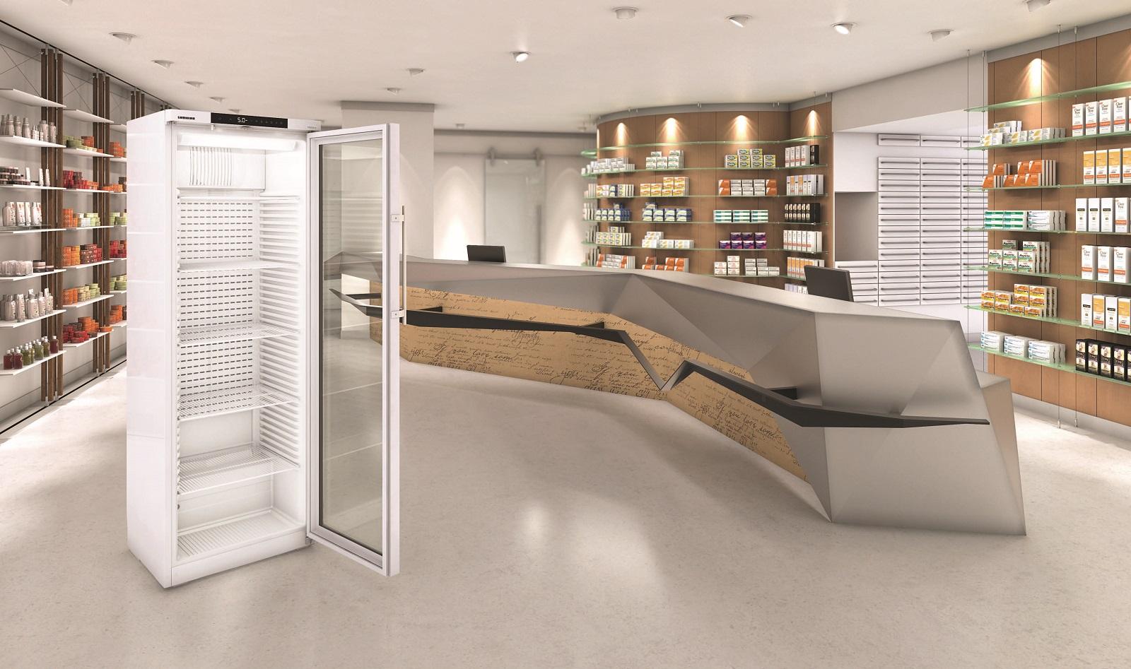 купить Лабораторный холодильный шкаф Liebherr MKv 3913 Украина фото 3