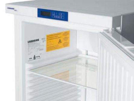 купить Лабораторный морозильный шкаф  Liebherr LGex 3410 Украина фото 2