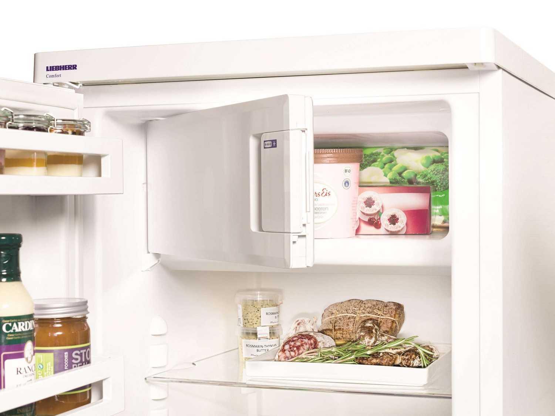 купить Малогабаритный холодильник Liebherr T 1414 Украина фото 6