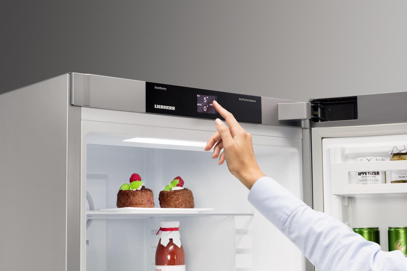 купить Однокамерный холодильник Liebherr KB 4310 Украина фото 9