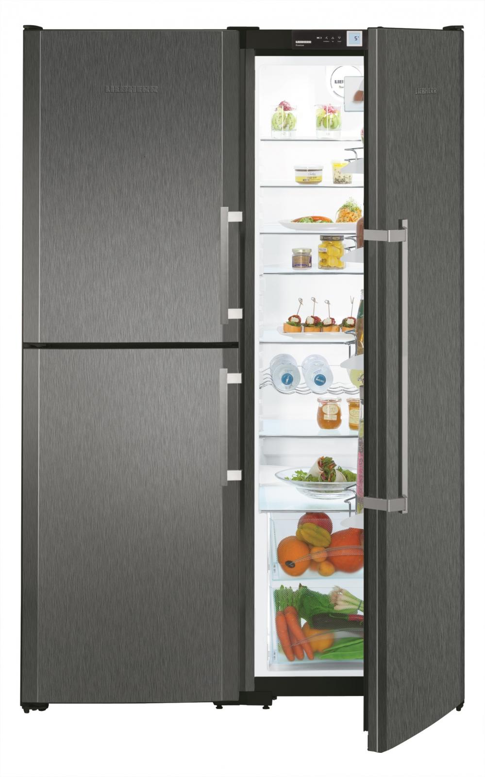 купить Side-by-Side холодильник Liebherr SBSbs 7353 Украина фото 3