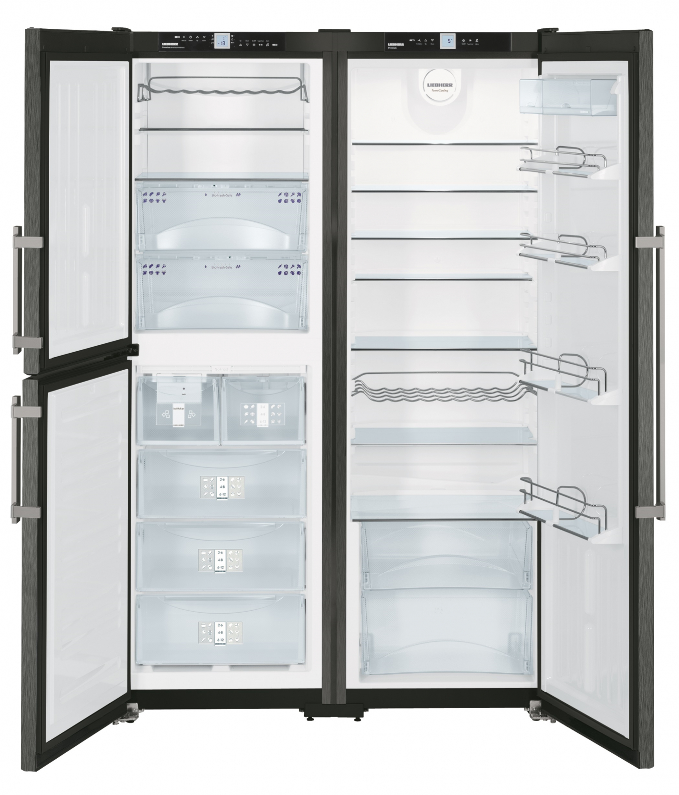 купить Side-by-Side холодильник Liebherr SBSbs 7353 Украина фото 1