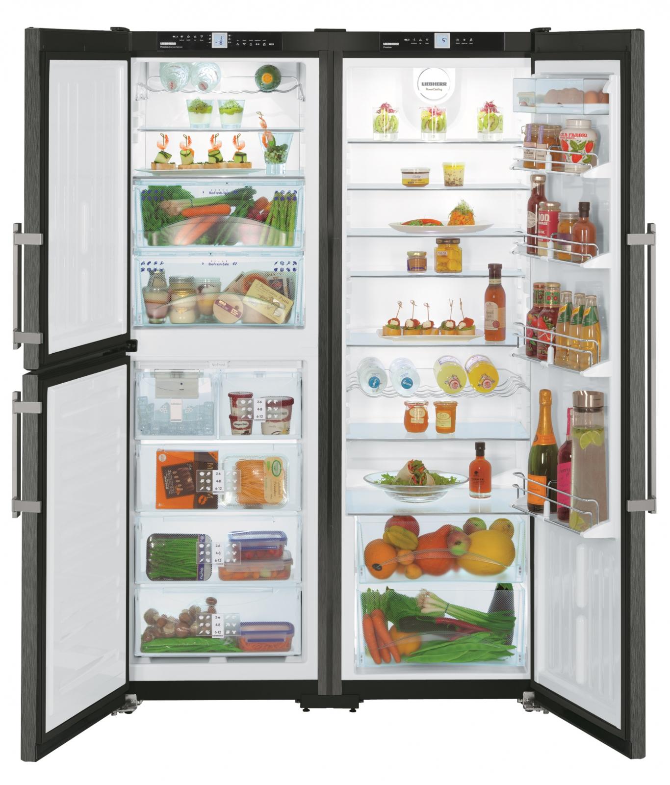 купить Side-by-Side холодильник Liebherr SBSbs 7353 Украина фото 0
