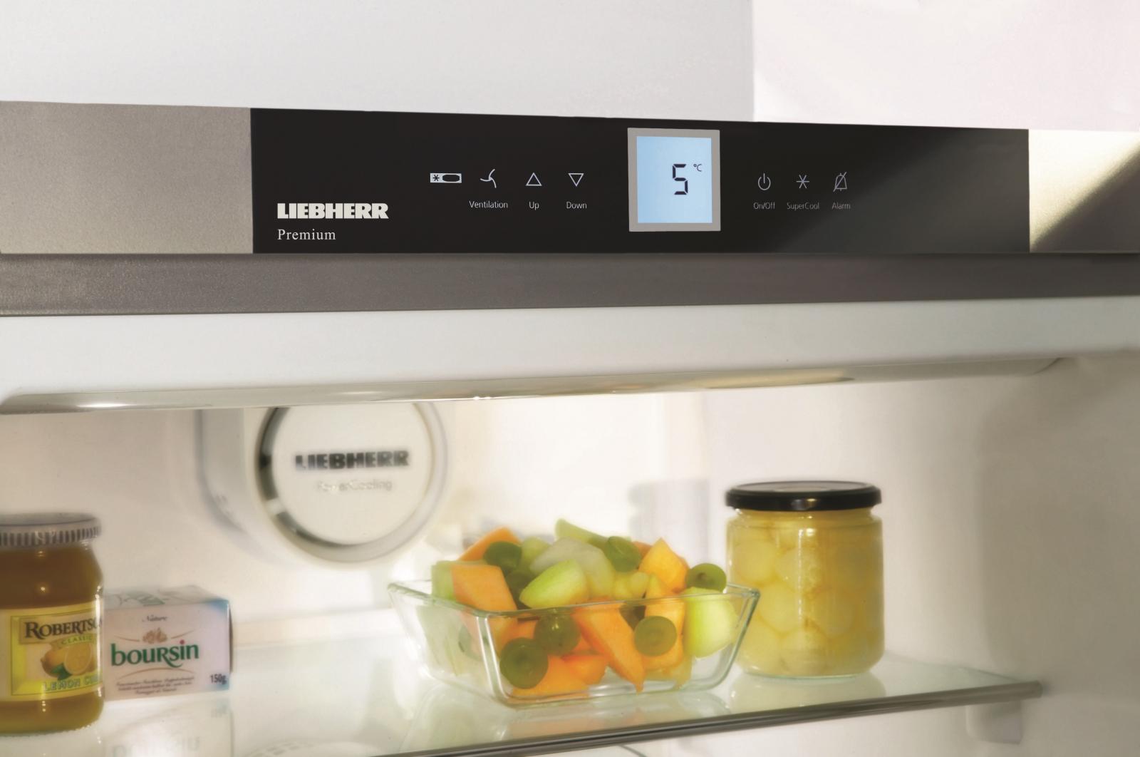 купить Side-by-Side холодильник Liebherr SBSbs 7353 Украина фото 2