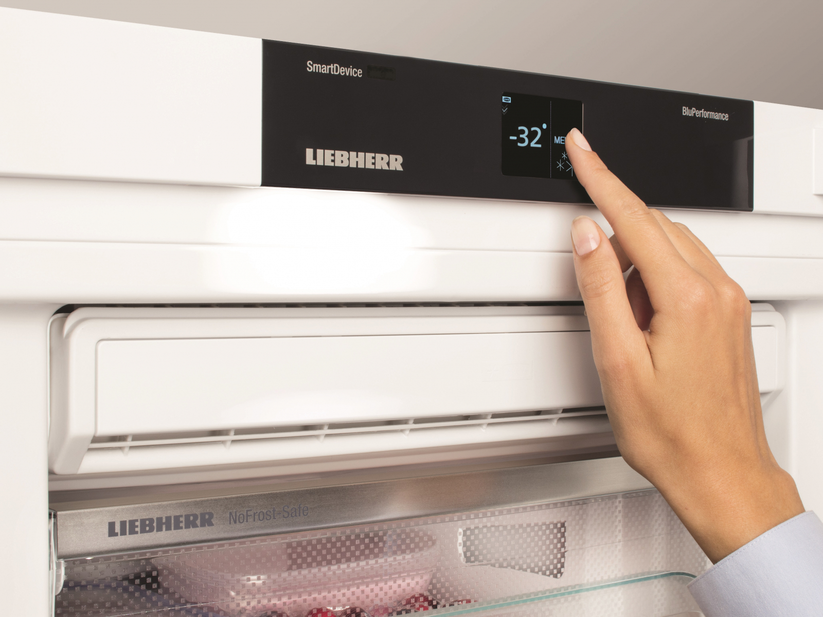 купить Side-by-Side холодильник Liebherr SBSbs 8673 Украина фото 17