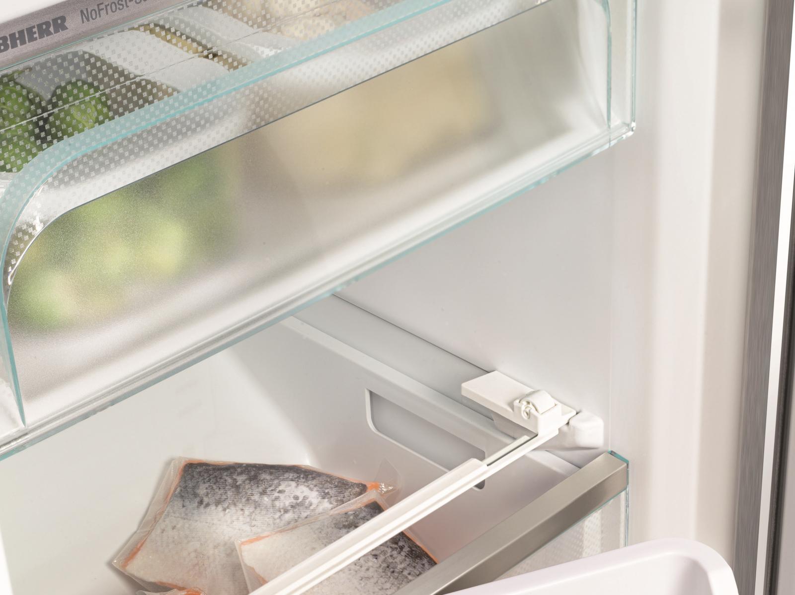 купить Side-by-Side холодильник Liebherr SBSbs 8673 Украина фото 15