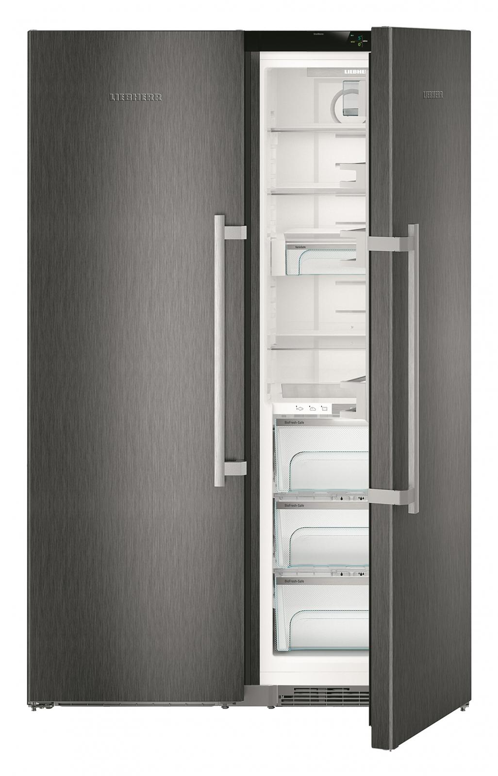 купить Side-by-Side холодильник Liebherr SBSbs 8673 Украина фото 5