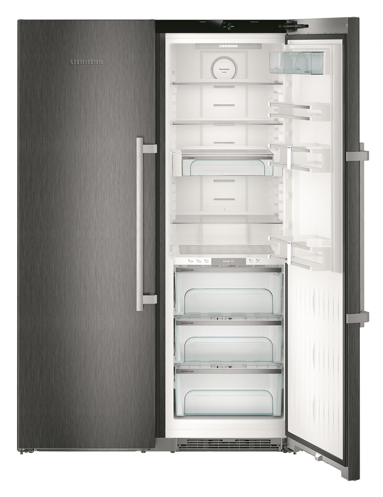 купить Side-by-Side холодильник Liebherr SBSbs 8673 Украина фото 8
