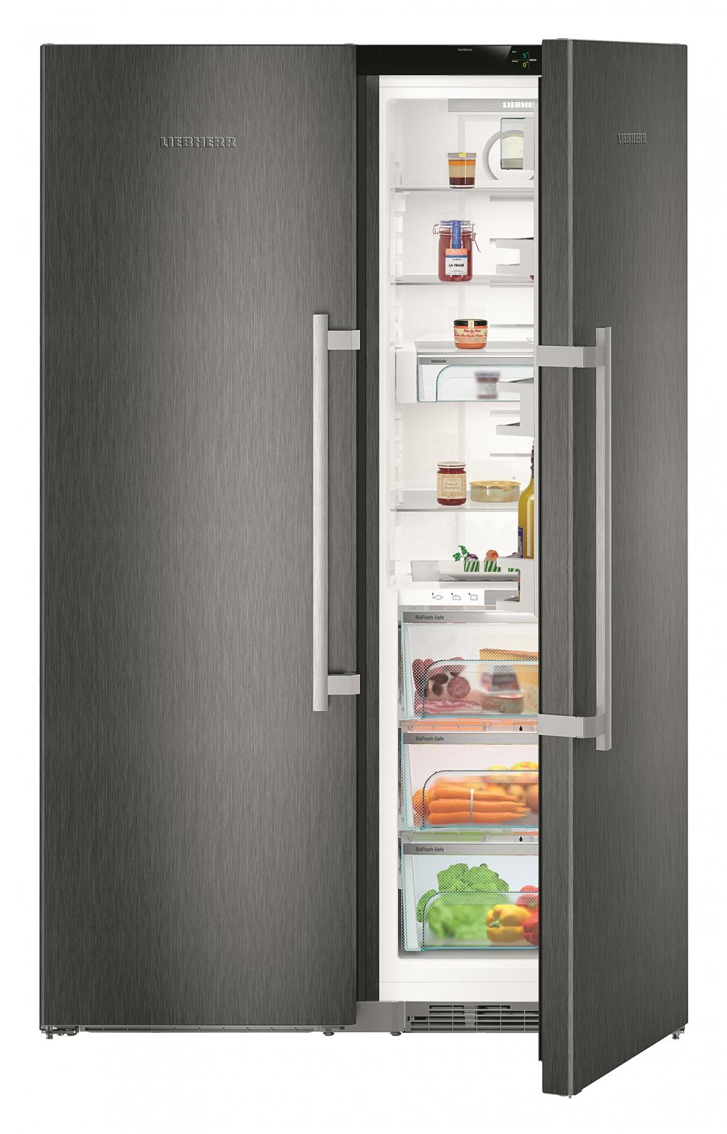 купить Side-by-Side холодильник Liebherr SBSbs 8673 Украина фото 3