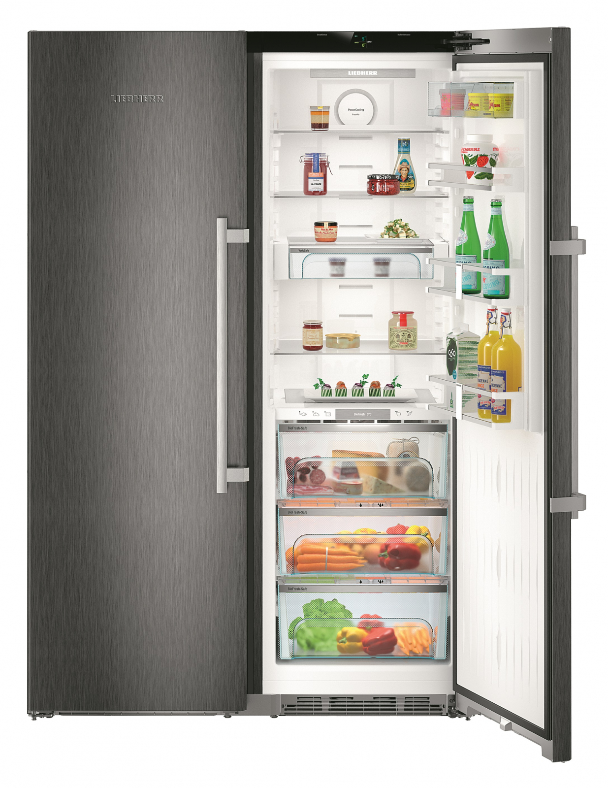 купить Side-by-Side холодильник Liebherr SBSbs 8673 Украина фото 4