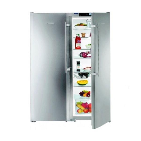 купить Side-by-Side холодильник Liebherr SBSes 6352 Украина фото 1