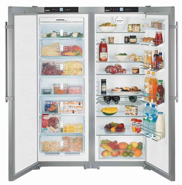 купить Side-by-Side холодильник Liebherr SBSes 6352 Украина фото 0