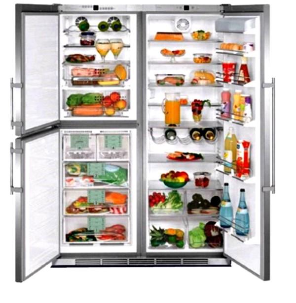 купить Side-by-Side холодильник Liebherr SBSes 7051 Украина фото 0