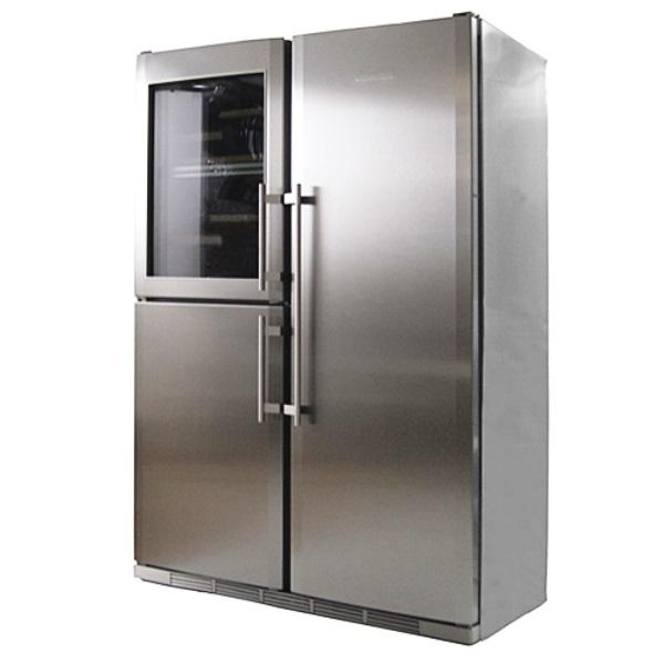 купить Side-by-Side холодильник Liebherr SBSes 7053 Украина фото 1
