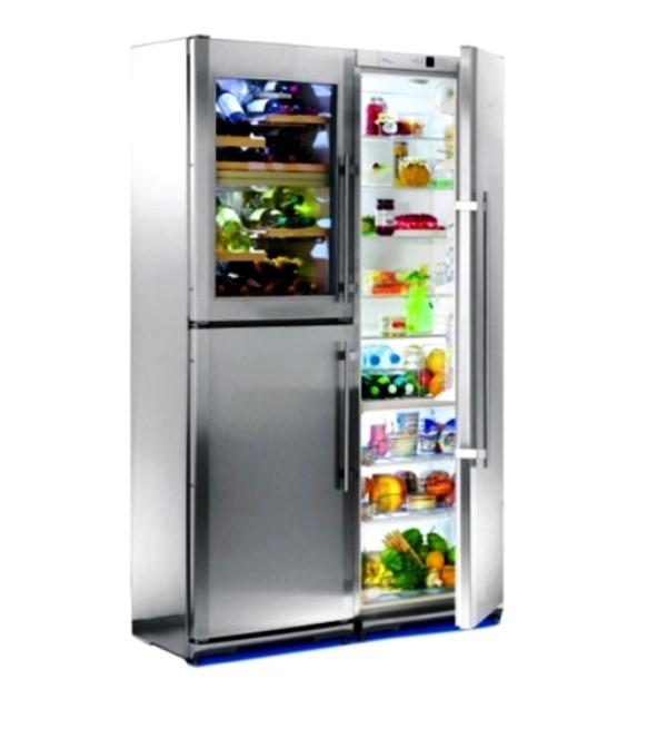 купить Side-by-Side холодильник Liebherr SBSes 7155 Украина фото 1