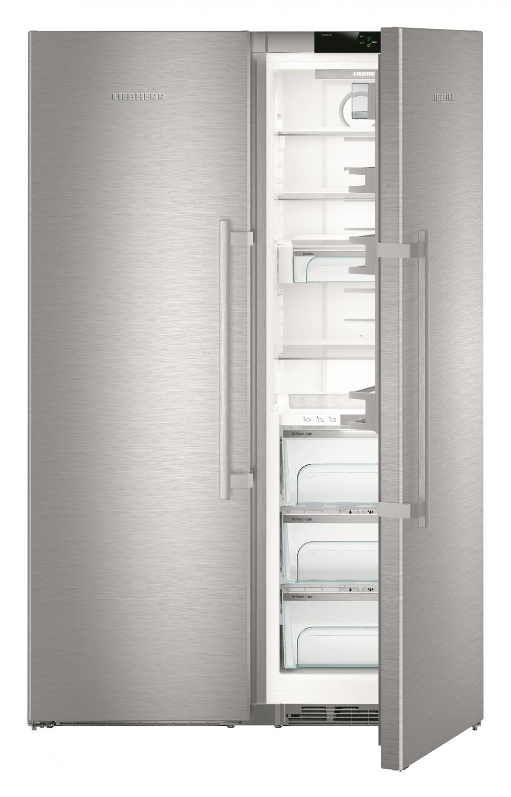 купить Side-by-Side холодильник Liebherr SBSes 8663 Украина фото 6