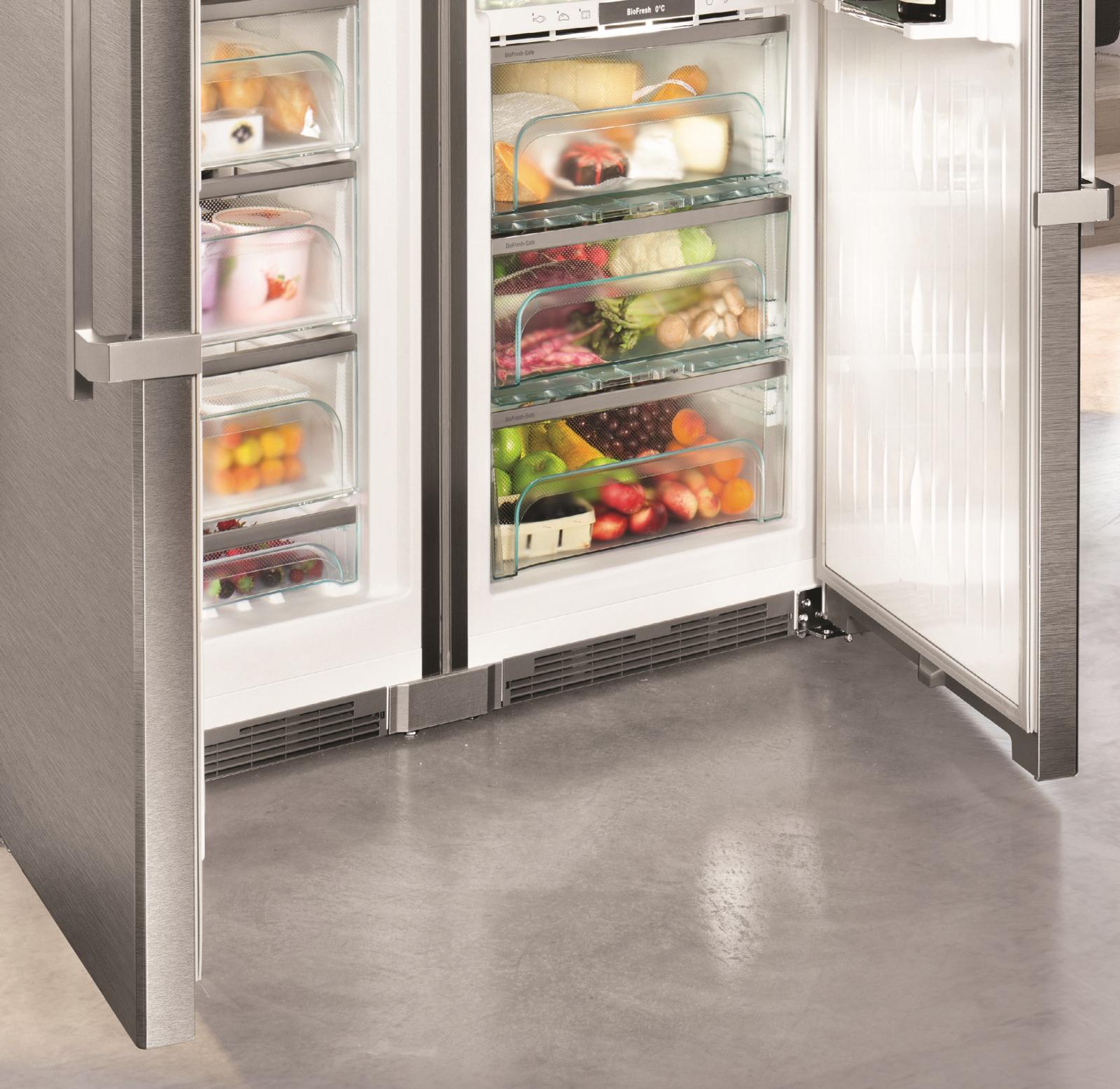 купить Side-by-Side холодильник Liebherr SBSes 8663 Украина фото 16