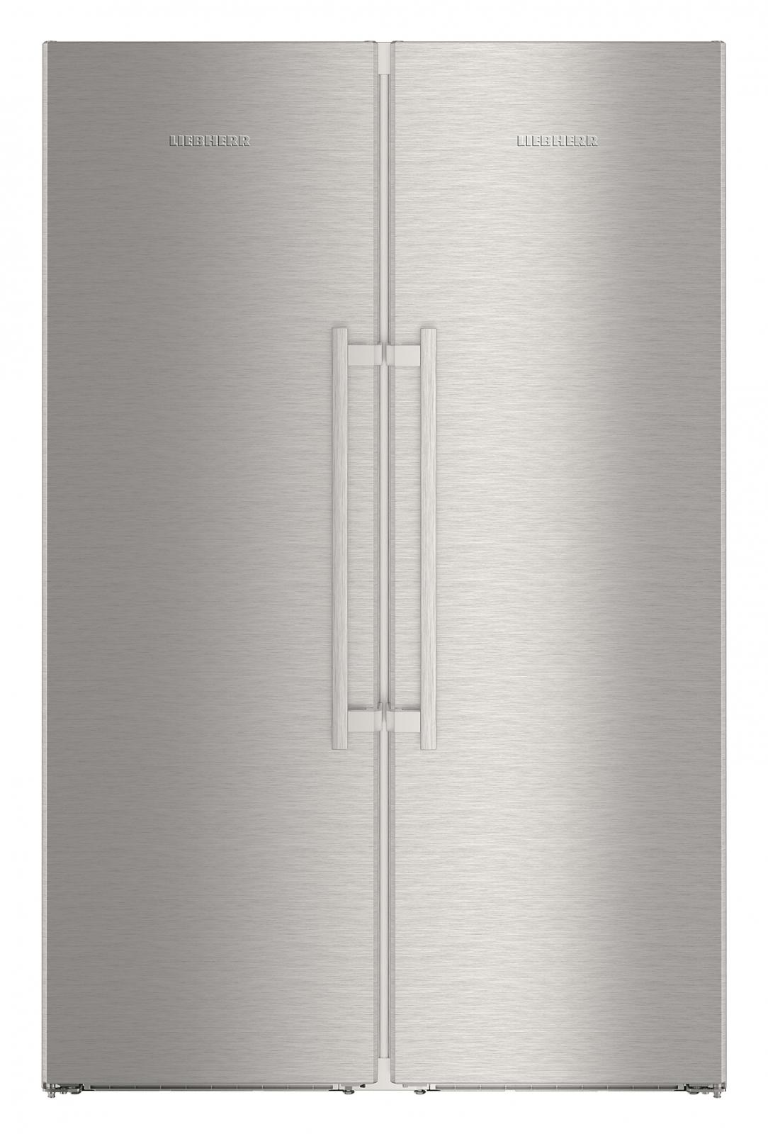 купить Side-by-Side холодильник Liebherr SBSes 8663 Украина фото 1