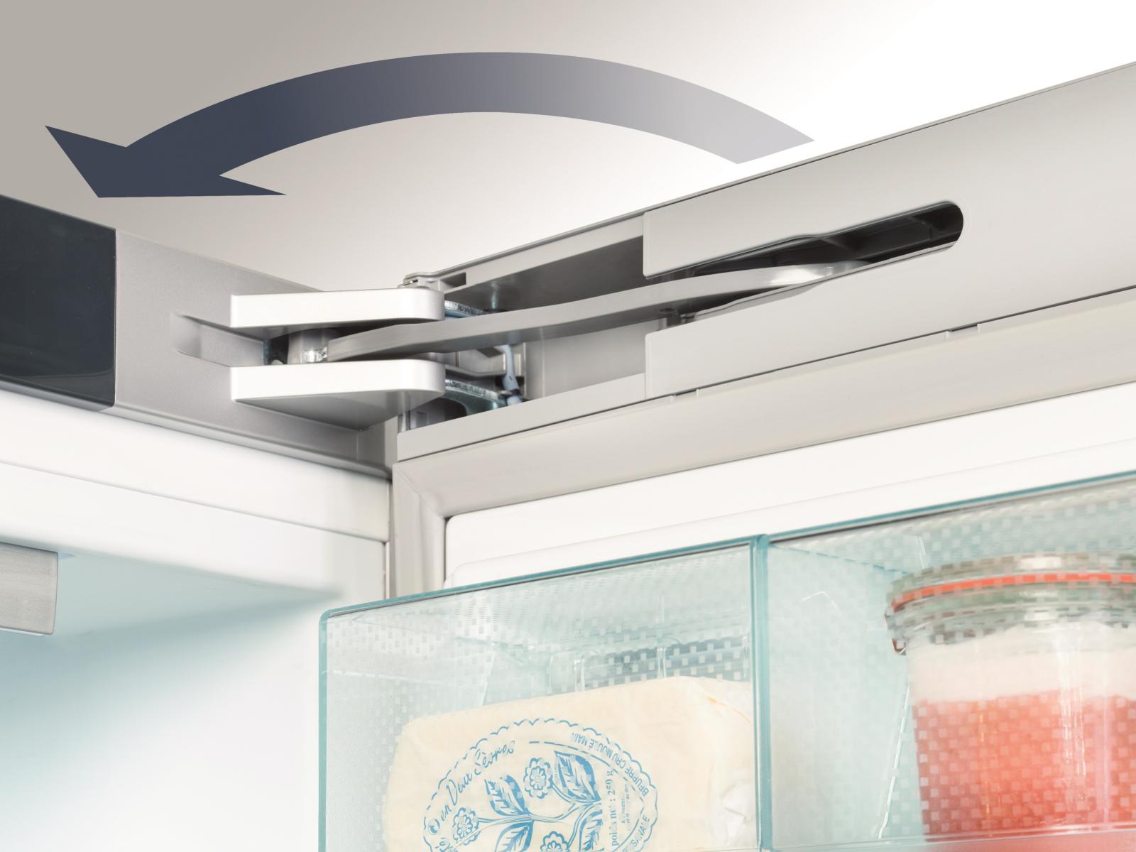купить Side-by-Side холодильник Liebherr SBSes 8663 Украина фото 9
