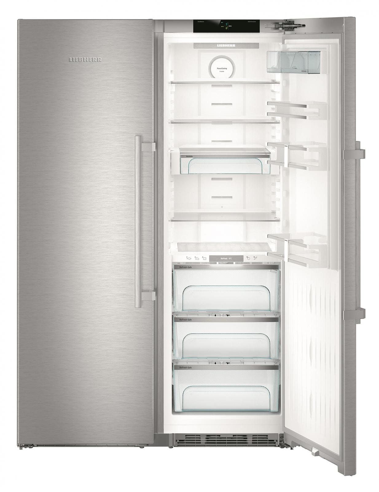 купить Side-by-Side холодильник Liebherr SBSes 8663 Украина фото 5