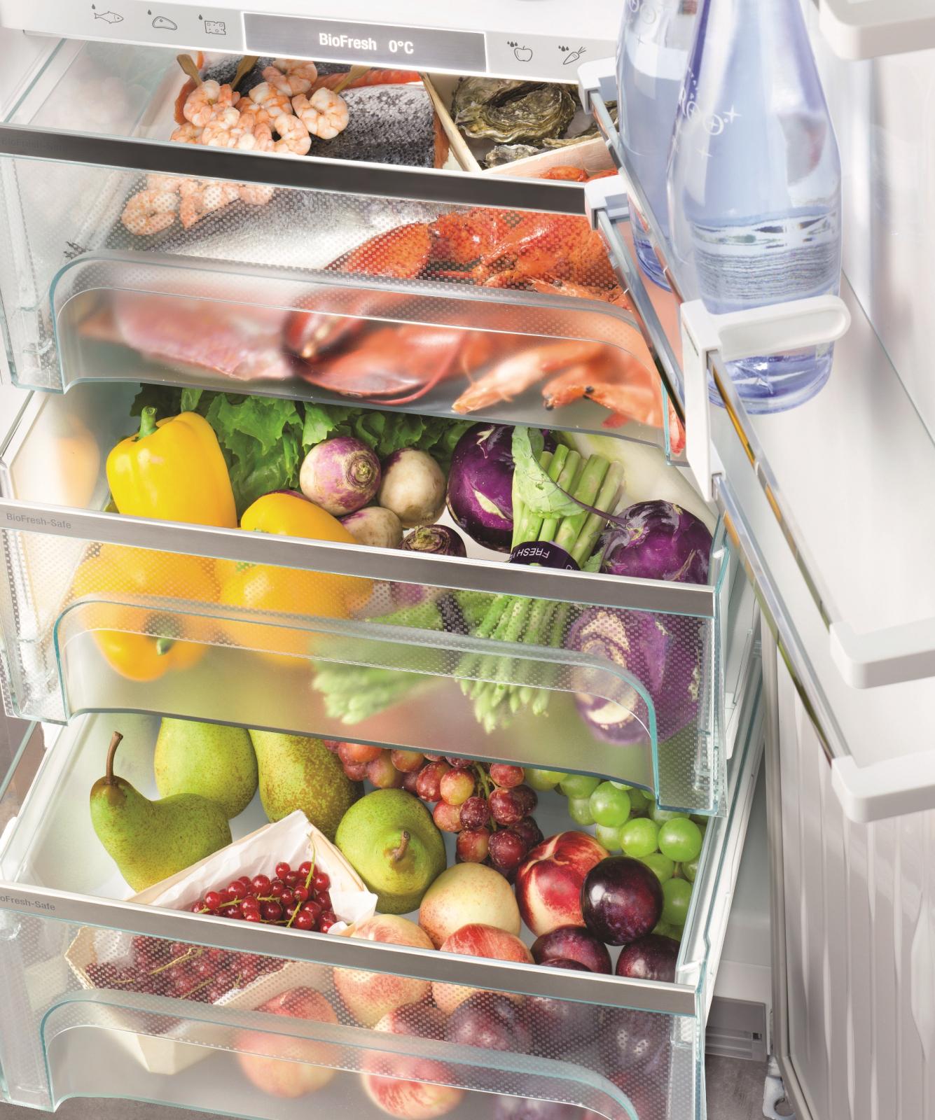 купить Side-by-Side холодильник Liebherr SBSes 8663 Украина фото 11