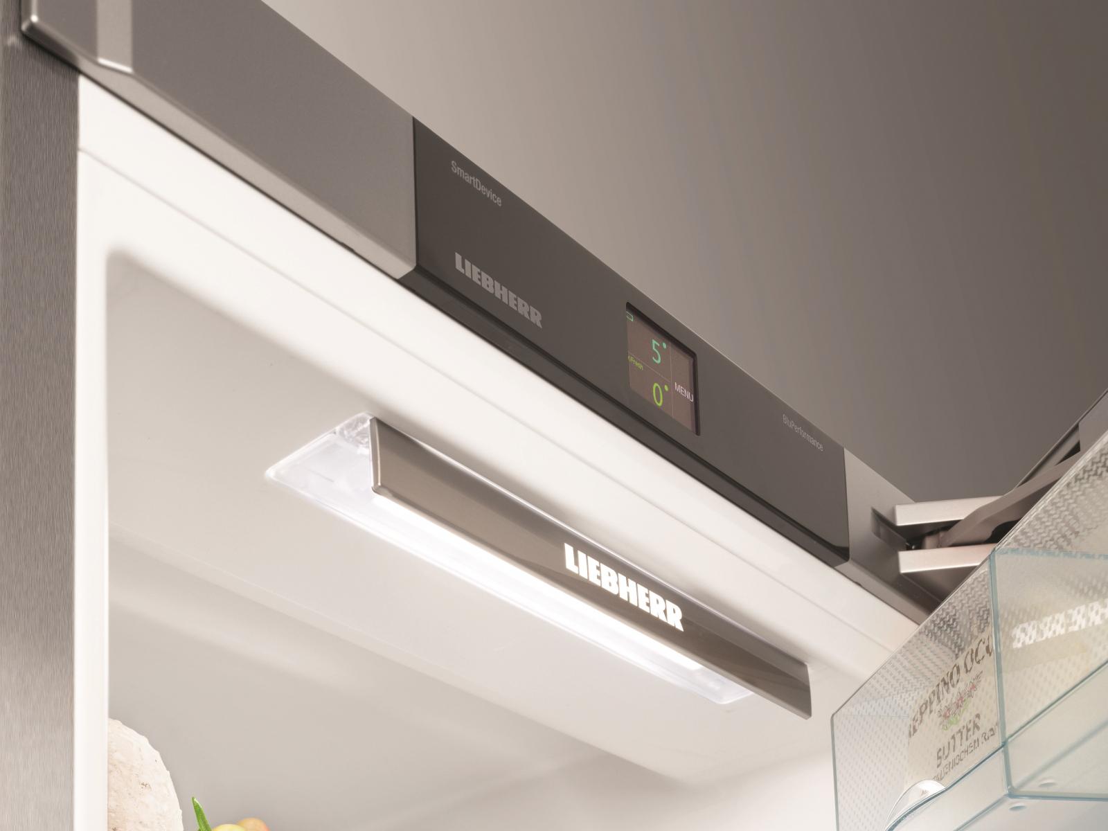 купить Side-by-Side холодильник Liebherr SBSes 8663 Украина фото 12
